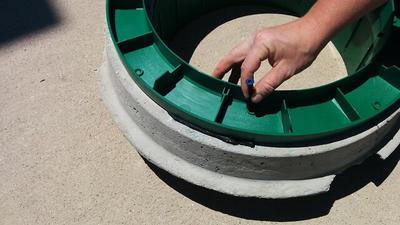 Двухкамерный септик из бетонных колец инструктаж по сооружению